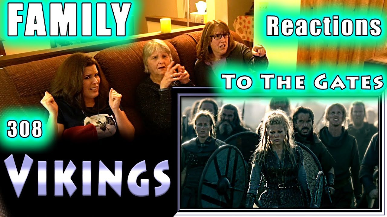 Download VIKINGS   308   To The Gates   FAMILY Reactions   Fair Use