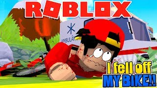 ROPO GO'S TO HOSPITAL IN REAL LIFE & IN ROBLOX!!