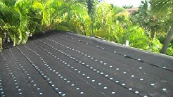 Tile Roof Installation in Progress- Key Biscayne- Istueta Roofing