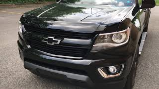What is the Midnight Edition Package on the Chevrolet trucks?