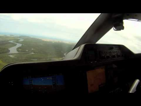 03 Landings with EMBRAER Phenom 100 - GoPro