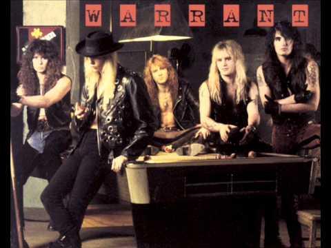 Warrant - Stronger Now Instrumental