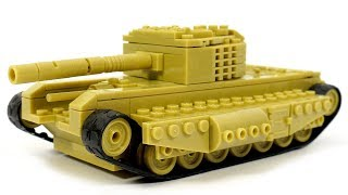 Zormaer World of Tanks 65221 tank Churchill 1