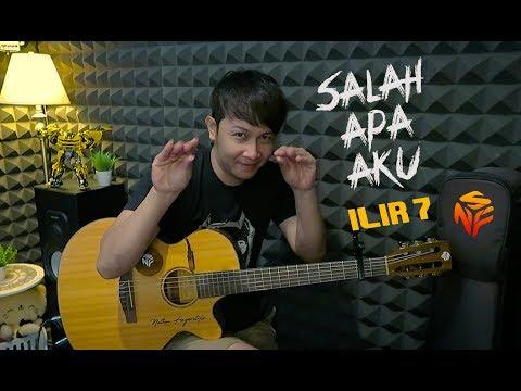 Salh Apa - iIir7 - Settan Apa Yg Mrasukimu - NFS Cover