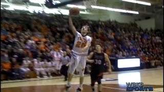 Hillman's Comeback Falls Short Against Powers North Central