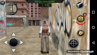 Grand Gangster 3D Android Gameplay #18 | Area 4