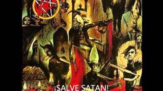 Slayer - Altar Of Sacrifice (Subtitulos En Español)