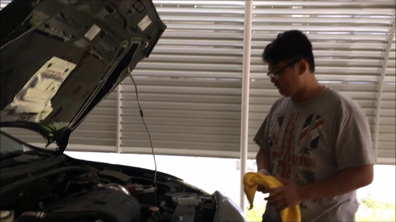How to change Mitsubishi Lancer CVT Transmission fluid