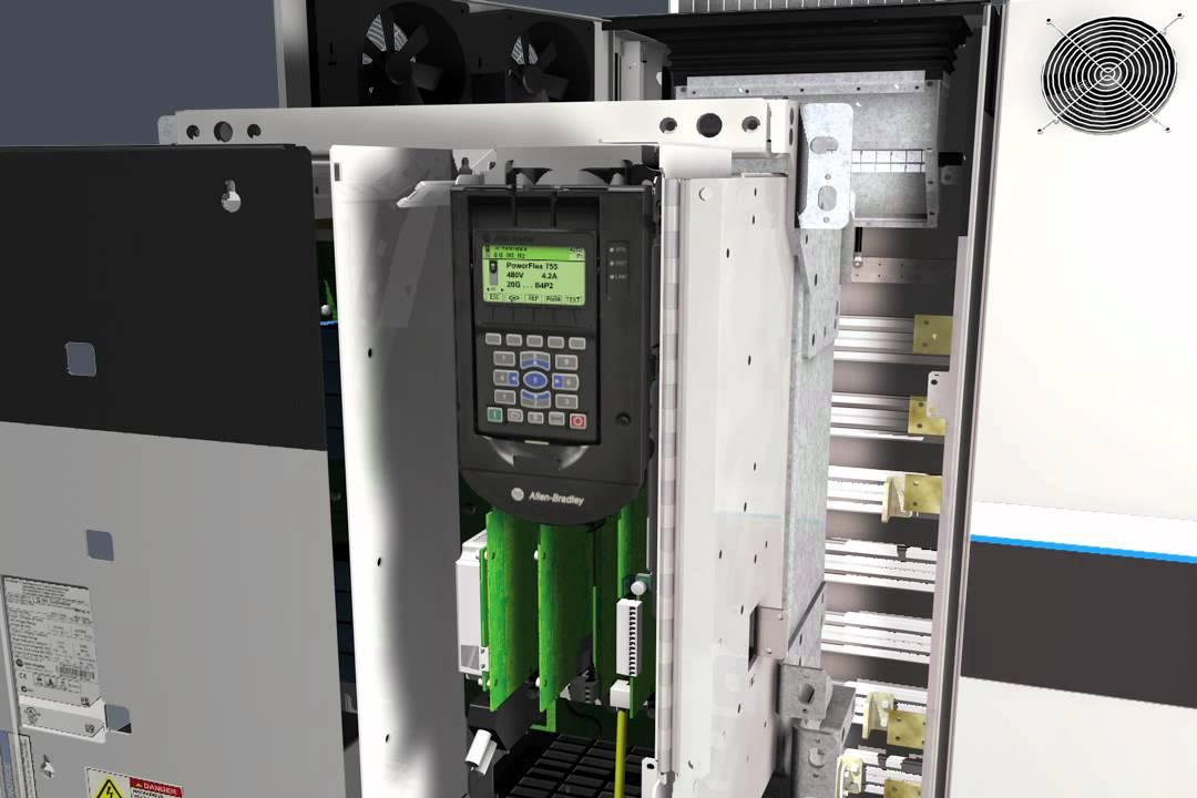 PowerFlex 753/755 Frequenzumformer by pejkab