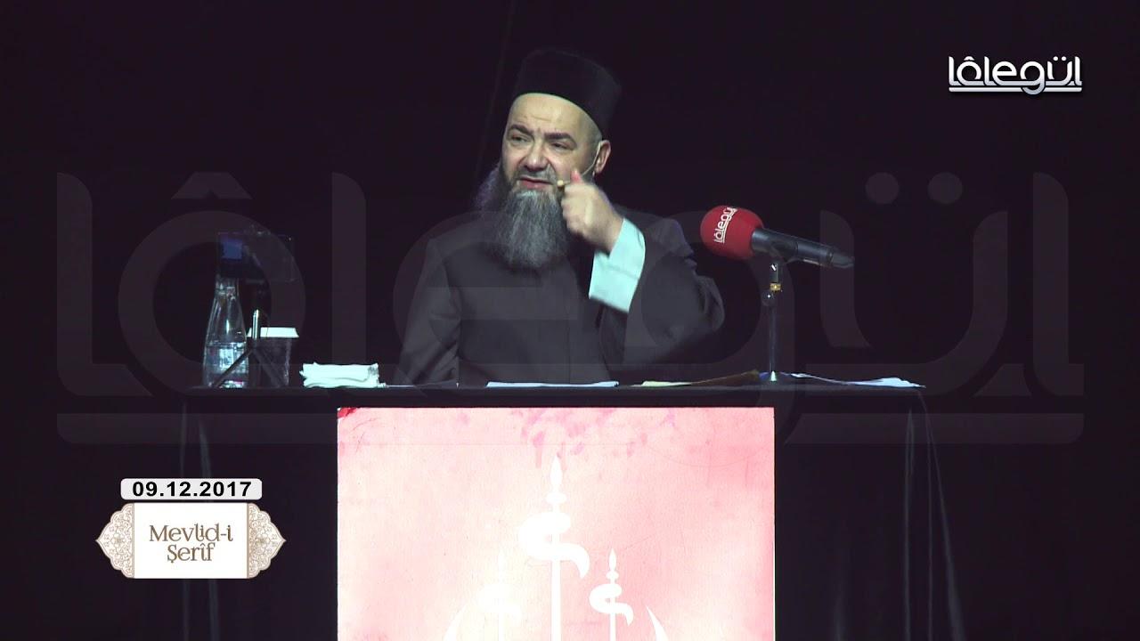 9 Aralık 2017 Tarihli Mevlid-i Şerif Sohbeti (Alperen Ocakları) Cübbeli Ahmet Hocaefendi Lâlegül TV