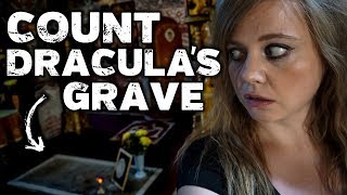 The Real Dracula's Grave | Snagov Monastery | Haunted Romania