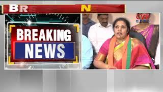 Godavari boat accident | BJP Leader Purandeswari Inspects Rescue Operations | CVR News