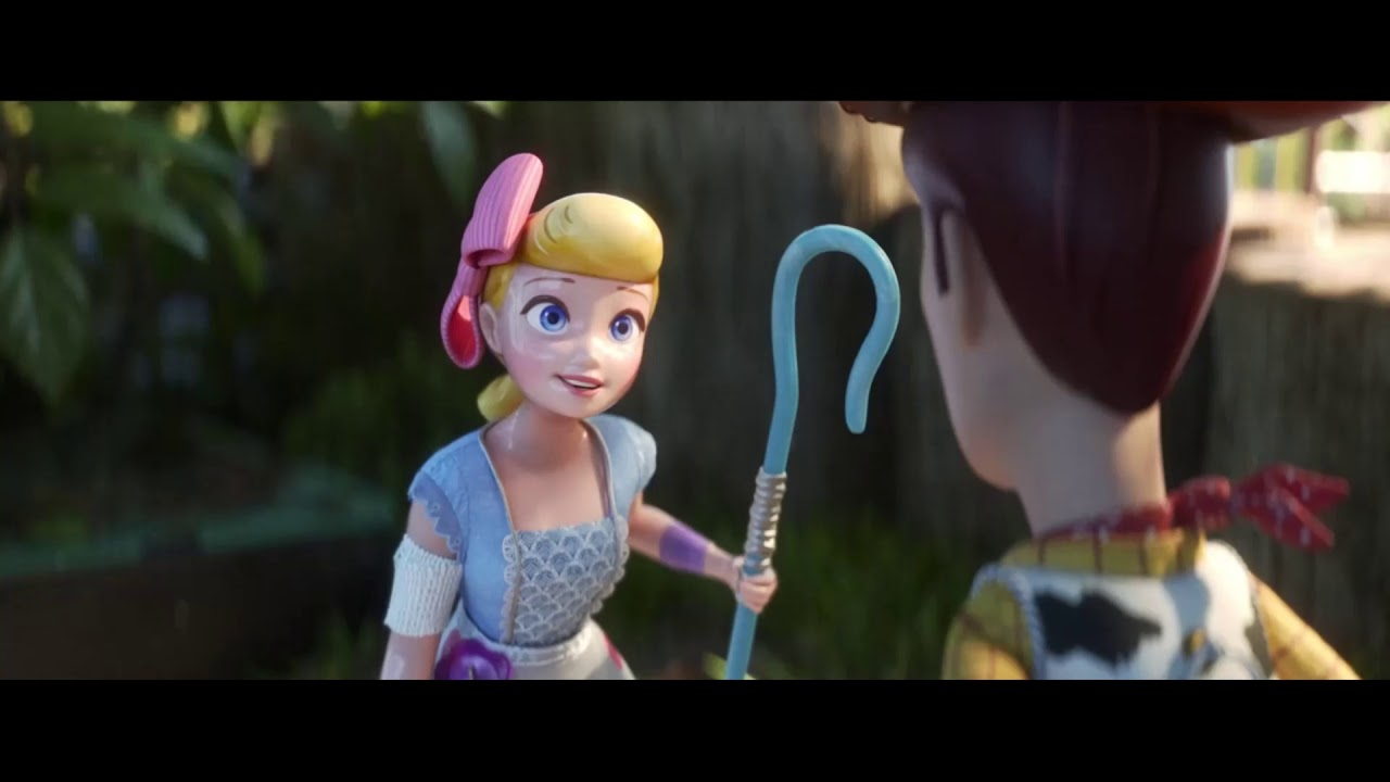 Download Toy Story 4   Woody and Bo peep reunites