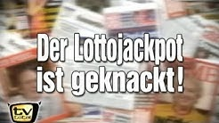 Lotto-Jackpot geknackt! - TV total