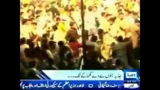 Jazba Junoon show of PML-N in Hafizabad
