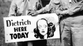 Marlene Dietrich - Look Me Over Closely