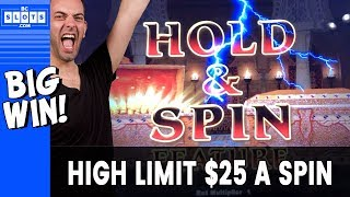 ☝️ $25/Spin HIGH LIMIT 🌩️ Lightning Cash