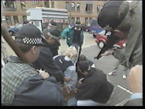Scotland Yard 1995 Part 5   Flying Squad part 2