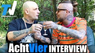 AchtVier Exklusiv Interview mit MC Bogy in Berlin Lankwitz | Hyperaktiv | TV Strassensound