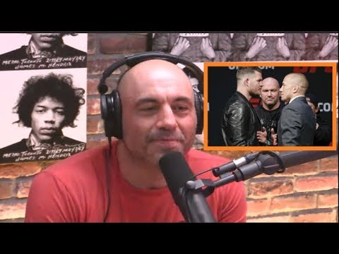 """Joe Rogan """"GSP vs. Michael Bisping is the Right Move"""""""
