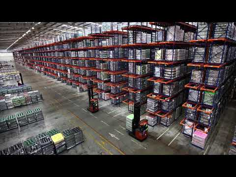 Innovative Project - Warehouse Monitoring with Drone and IoT.