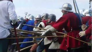 Medieval Warfare.    Battle of Tewkesbury 1471