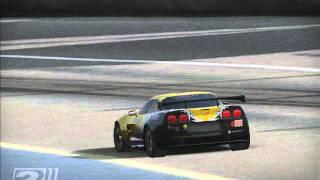 Real Racing 2 Corvette Racing (OFFICIAL GAMEPLAY)