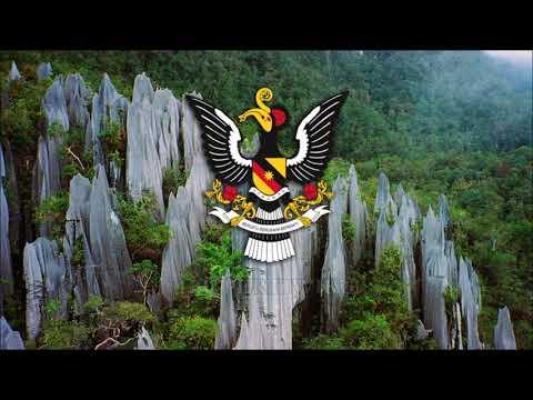 Sarawak State Anthem   'Ibu Pertiwiku'