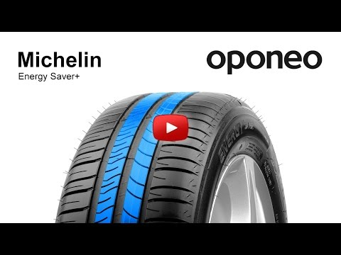 Tyre Michelin Energy Saver + ● Summer tyres ● Oponeo™