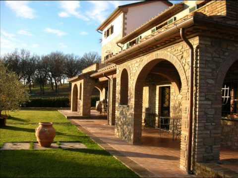 Casa Toscana Con Piscina