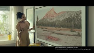 Discovering The Frame by Samsung with Masaba Gupta