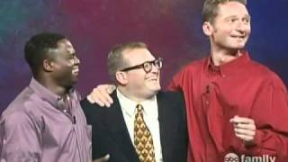 Whose Line is it Anyway - Three Headed Broadway Star