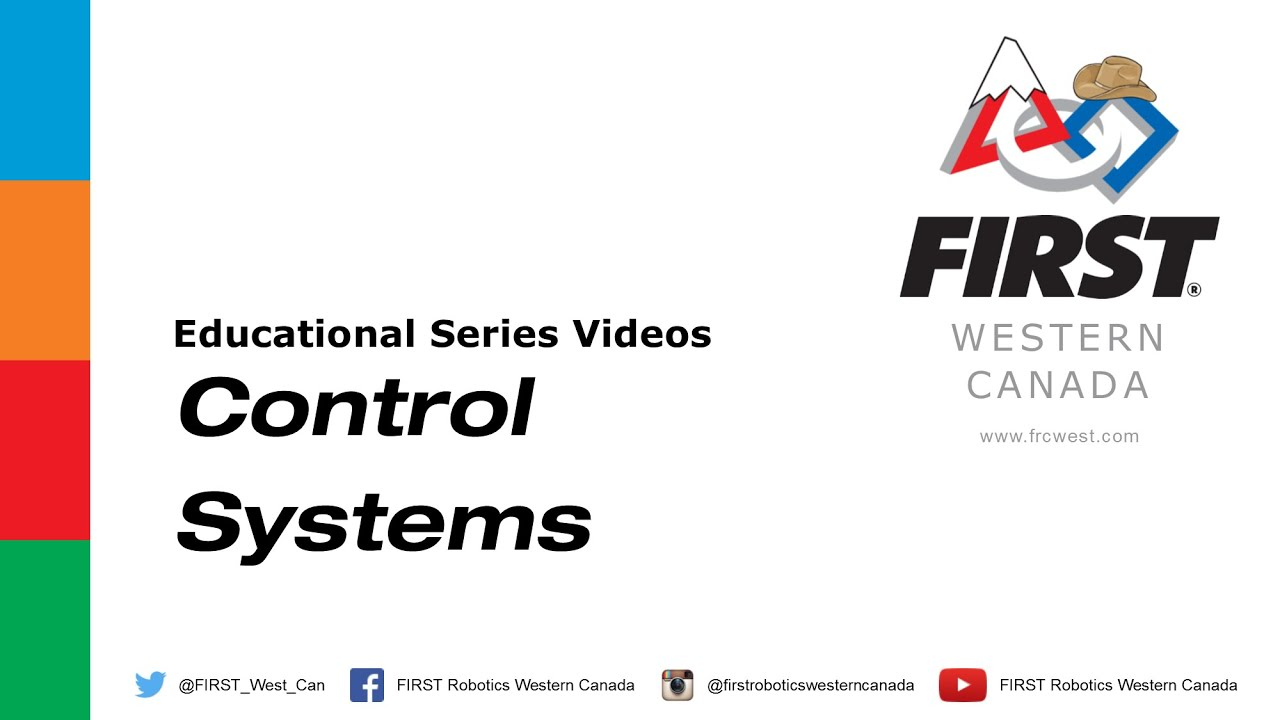 Educational Session - FRC - Control Systems - YouTube