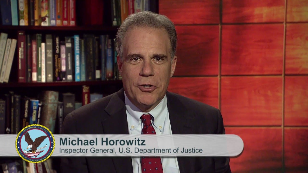 A Message from IG Horowitz: Untimely Releases of Inmates from Federal  Prisons