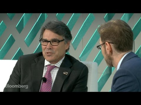 Perry Suggests Renegotiating Paris Climate Accord