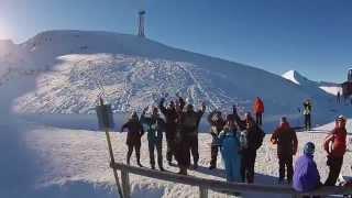 bansko ski video(dji and go pro cameras in Bansko Bulgaria song credit hideaway by kiesza., 2015-01-25T19:26:13.000Z)