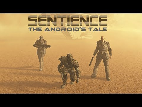 UAmmo Impressions: Sentience: The Android's Tale