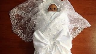 Летний конверт на выписку новорожденного для девочек и мальчиков(Первая в жизни одежда, обувь,шапочка. И все это входит в комплект - конверт для новорожденного.Предлагаем..., 2015-04-09T07:53:32.000Z)