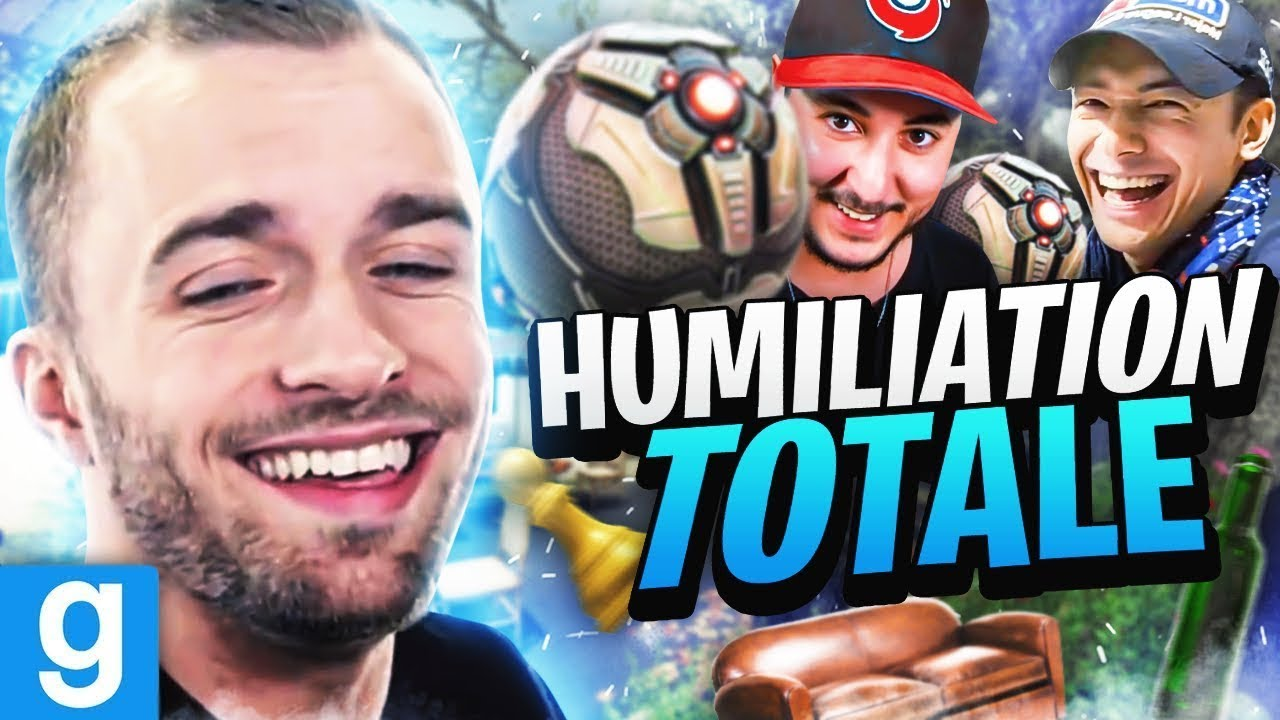 L'HUMILIATION EST TOTALE ! 😱 (Prop Hunt ft. Locklear, Doigby, Gotaga, Mickalow, Kameto)