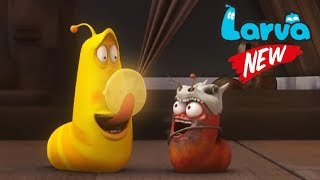 Larva 2018 Cartoon Full Movie | Episodes Wild RED and Beanstalks | Larva Terbaru New Season