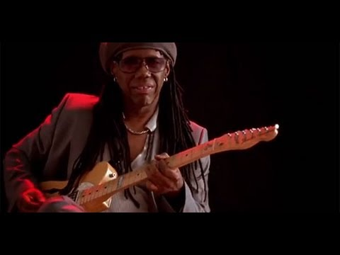 Nile Rodgers plays Daft Punks Lose Yourself To Dance