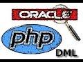 Conexion y CRUD php oracle + POO + PDO