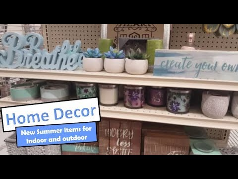 Summer and Home Decor Big Lots