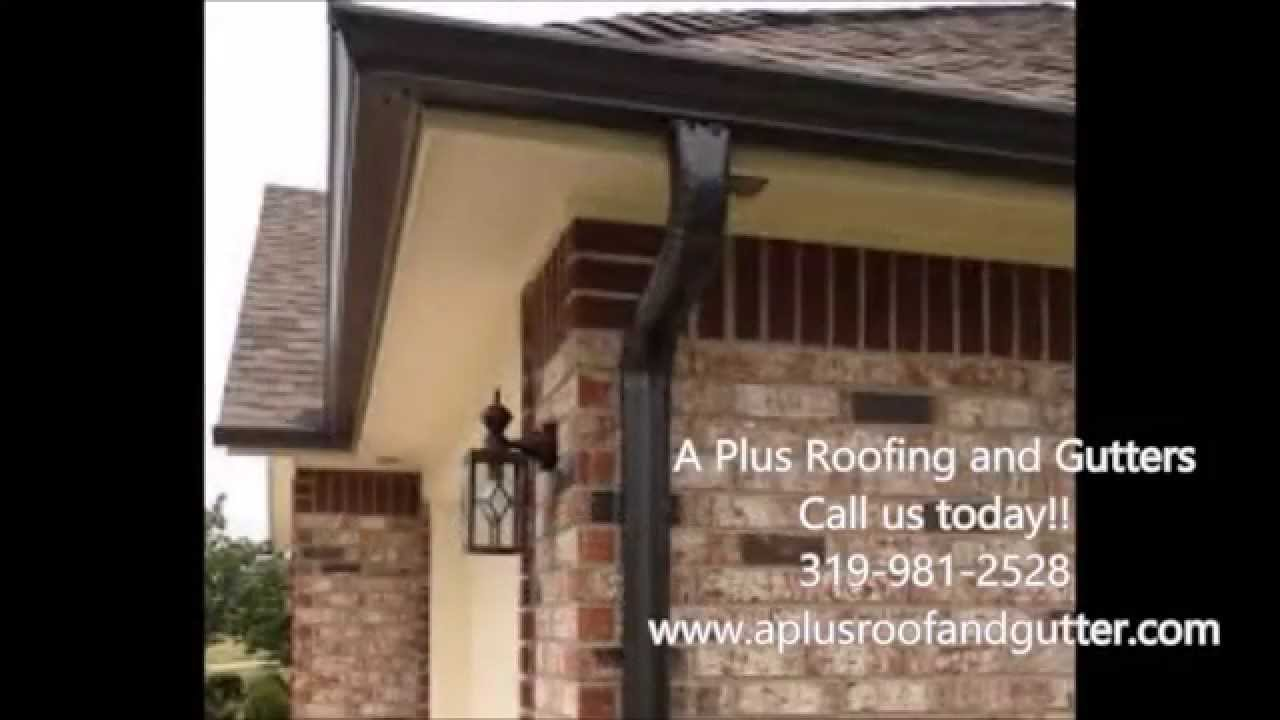 Gutter Cleaning In Davenport Ia 319 981 2528 A Plus