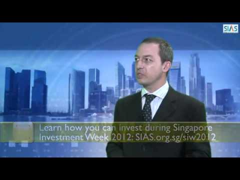 Singapore Investment Week (with CEO, Dolphin Capital GmbH, Charles Smethurst)