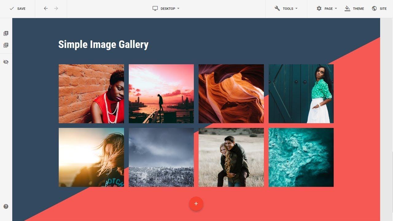 Simple Image Gallery Plugin For Joomla Website Builder ...