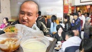 【吃货请闭眼】北京名气最大生意最火爆的炒肝店?味道只能说声抱歉!