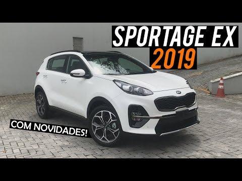 Avaliação | Novo Kia Sportage EX P.264 2.0 2019 | Curiosidade Automotiva®