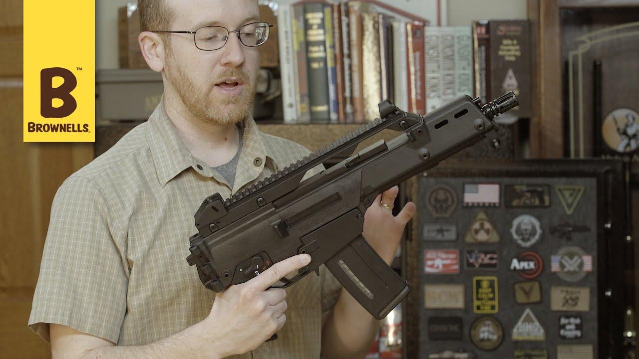 New Product: Tommy Built T36C Pistol
