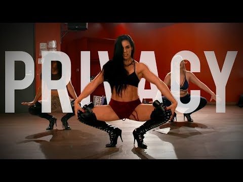 CHRIS BROWN | PRIVACY | CHOREO- Michelle JERSEY Maniscalco